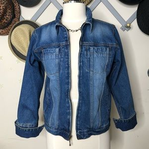 Bill Blass denim jacket